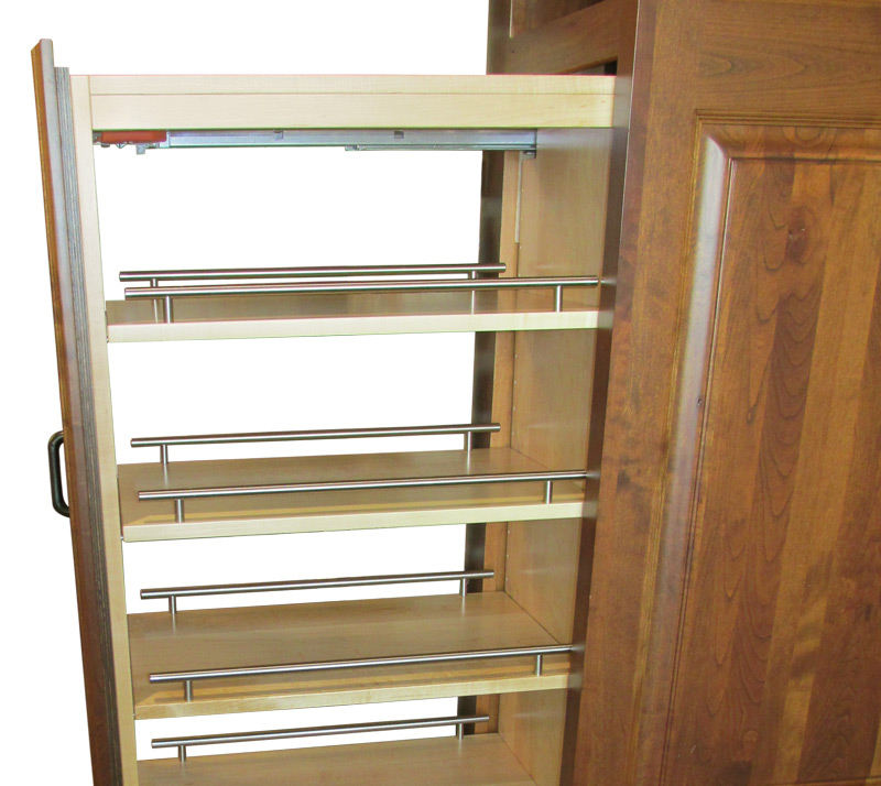 Pantry Pullout stack