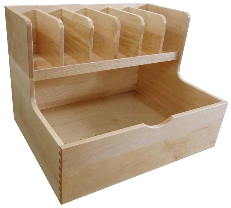Pot Pan Storage Drawers