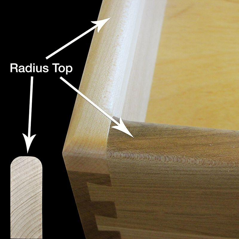 radius edge